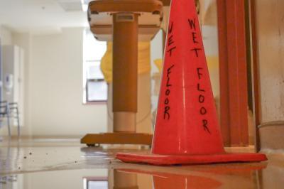 Centennial - Wet Floor