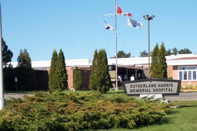 Sutherland Harris Memorial Hospital