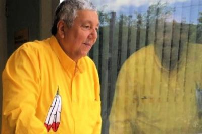 Aboriginal court liaison Barry Paul Bernard.