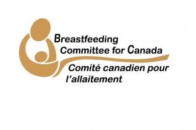 Breastfeeding Committee of Canada logo.
