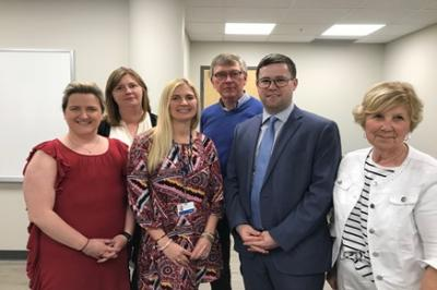 CBRM Health Care Redevelopment Team's Patient and Family Advisors