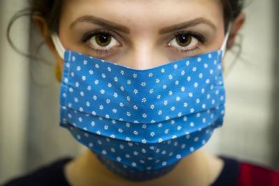 Visitors to health care facilities will be required to wear masks.