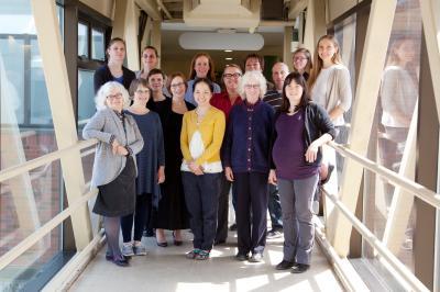 MicroResearch Nova Scotia workshop group photo