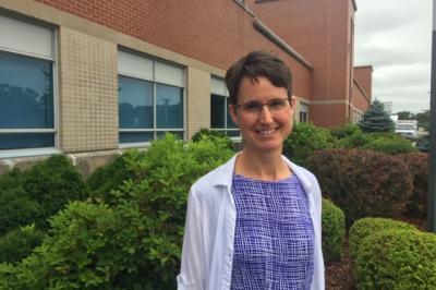 Dr. Karen Burch is a palliative care physician with Nova Scotia Health's Annapolis Valley palliative care team.