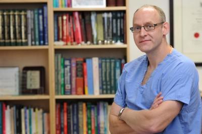 Dr. Michael Dunbar, Orthopedic Surgeon