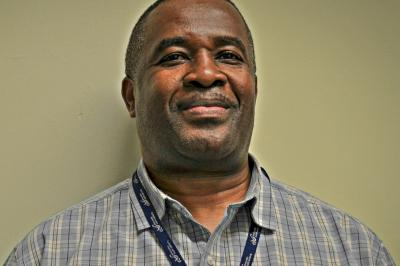 Delwin Ferguson is the manager for emergency preparedness in Halifax, Eastern Shore and West Hants.