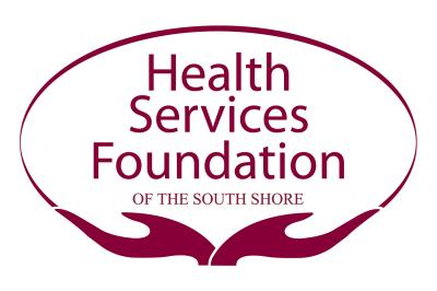 Health Services Foudation of the South Shore logo.