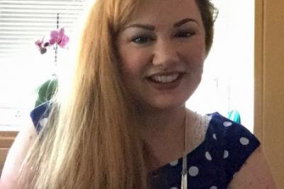 Amanda Hudson is the provincial program coordinator for NSHA's Take Home Naloxone program