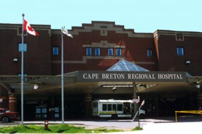 Cape Breton Regional Hospital