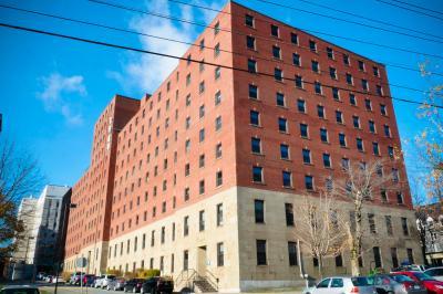 Bethune Building - QEII