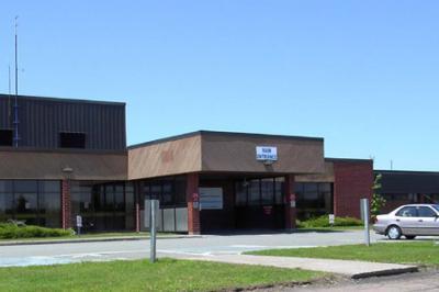 Strait Richmond Hospital