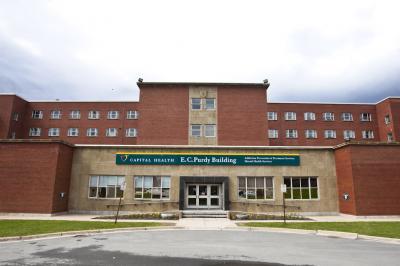 E.C. Purdy Building – Nova Scotia Hospital site