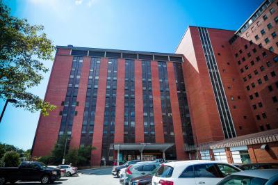 Centennial Building - VG Site - QE2 Health Sciences Centre