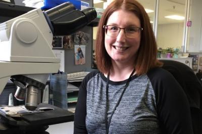 Kim MacRae, Cytotechnologist