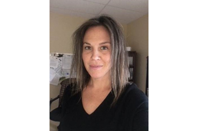 Laura Chapman, health promoter and Cape Breton resident, works for Mental Health and Addictions in Nova Scotia Health's Eastern Zone.