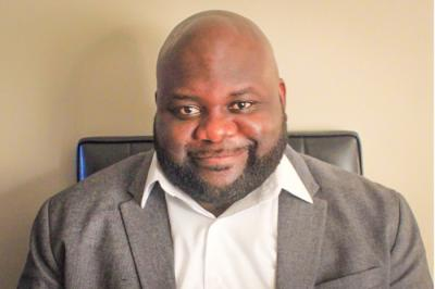 Mario Rolle is a wellness navigator with NSHA's Nova Scotia Brotherhood Initiative.