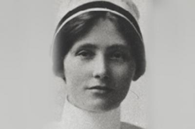 Jessie Smiley, VG School of Nursing 1915, VG Nursing Archives
