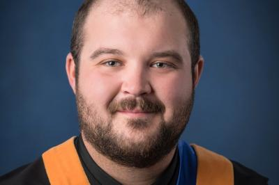 Randy Boutilier is a registered nurse (RN) at Valley Regional Hospital's emergeny department in Kentville (grad photo submitted).