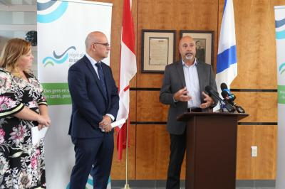 Regional Tissue Bank Recovery Suite Announcement