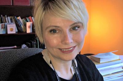 Pictou County clinical psychologist Tammy Lynn Kontuk (NSHA).
