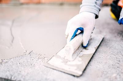 Construction - mortar spade