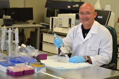 Dr. Robert Liwski, medical director of the Human Leukocyte Antigen (HLA) lab at the QEII Health Sciences Centre.