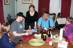 An Abriel family celebration.