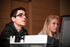 Orientation to the Dartmouth General Hospital High School Co-op program